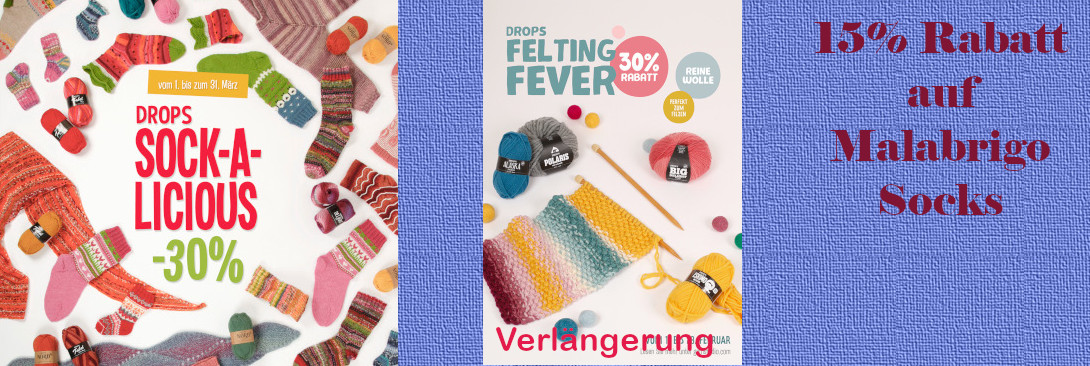 Felting Fever plus Sockalicious 2019