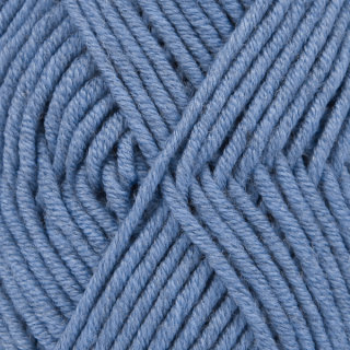 Drops Big Merino Fb. 07 jeansblau