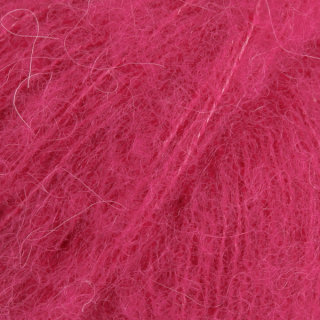 Drops Brushed Alpaca Silk Fb. 18 cerise