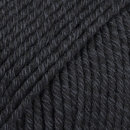 Drops Cotton Merino Fb. 02 schwarz